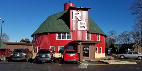 Round Barn Lodge outbreak: two guests sickened